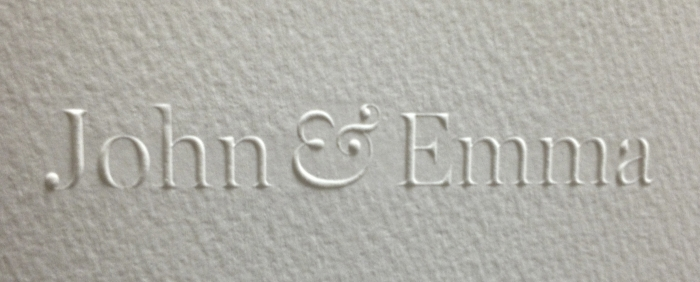 Image of Embossing
