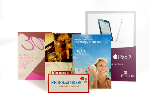 Content Management - Showcards
